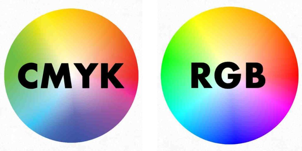 cmyk rgb colors